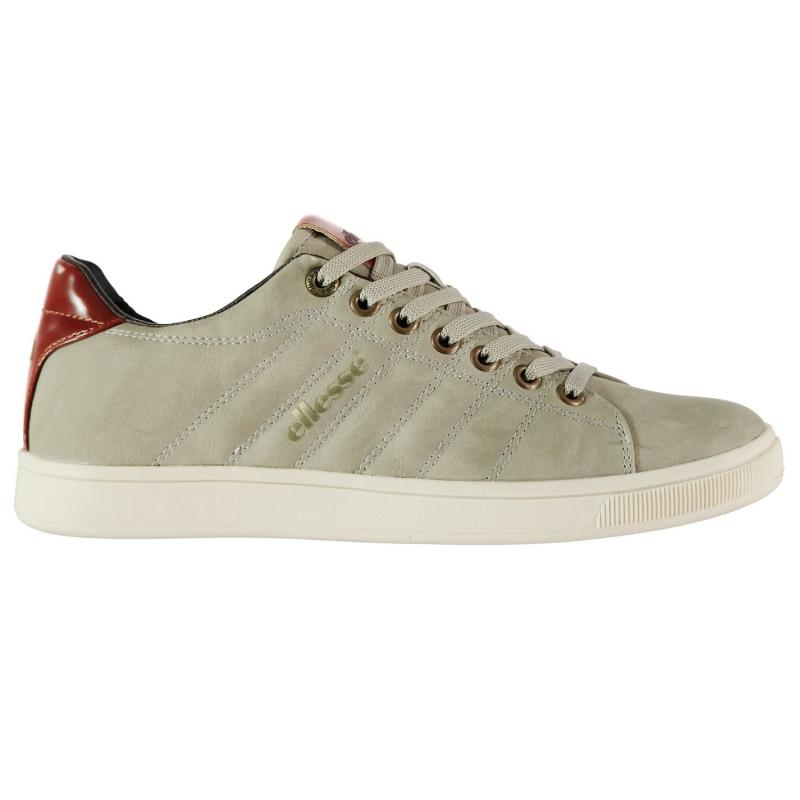Ellesse Foggia Mens Trainers Brown