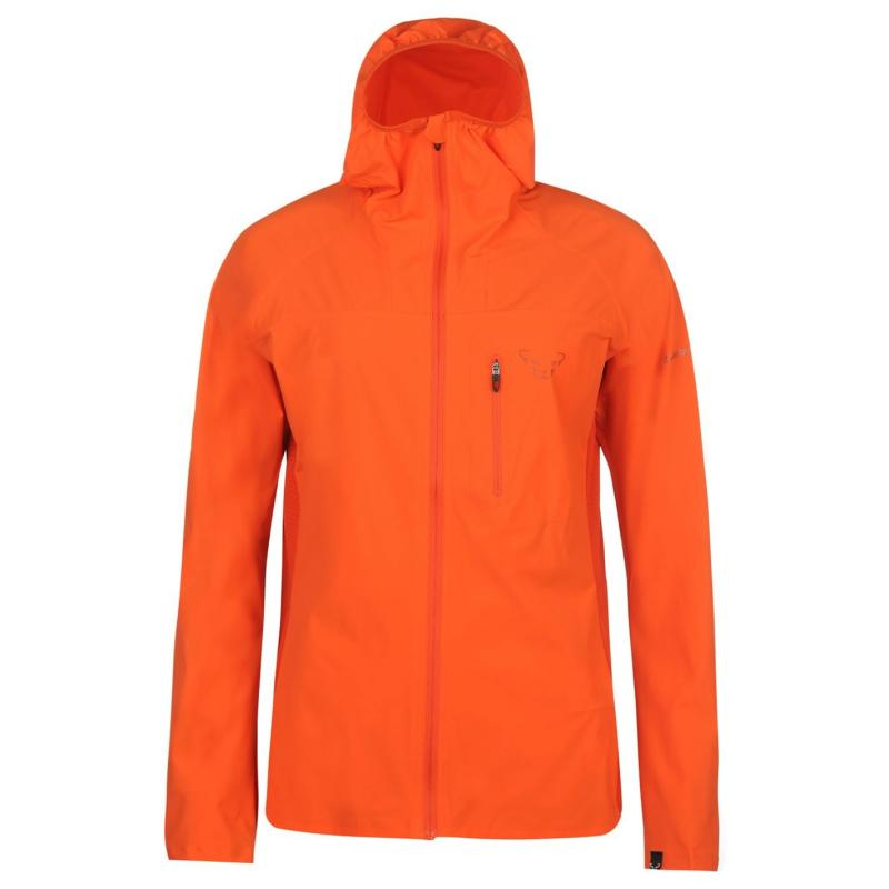 Dynafit Trail Desert Running Jacket Ladies Orange