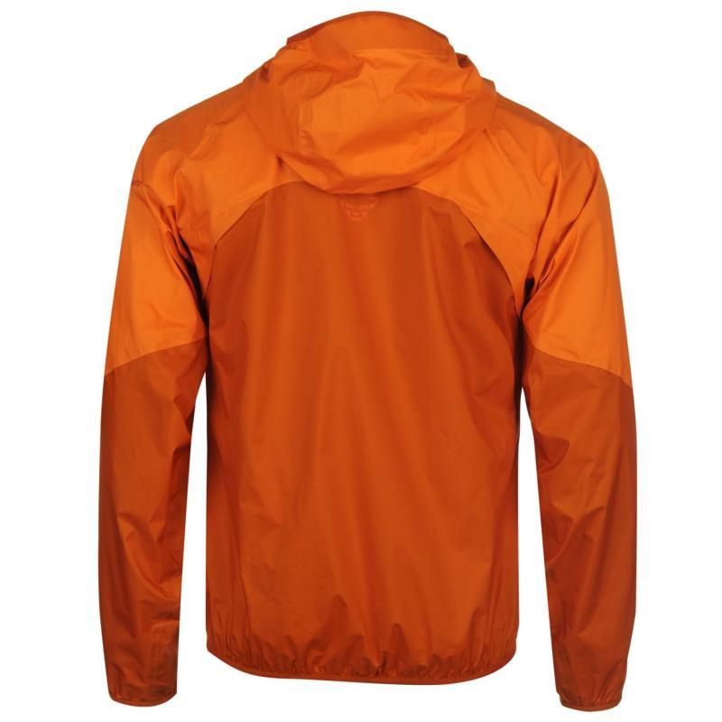 Dynafit Transalper Mens Jacket Orange
