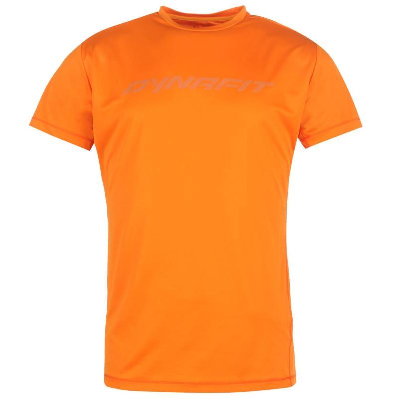 Tričko Dynafit Traverse T Shirt Mens Orange