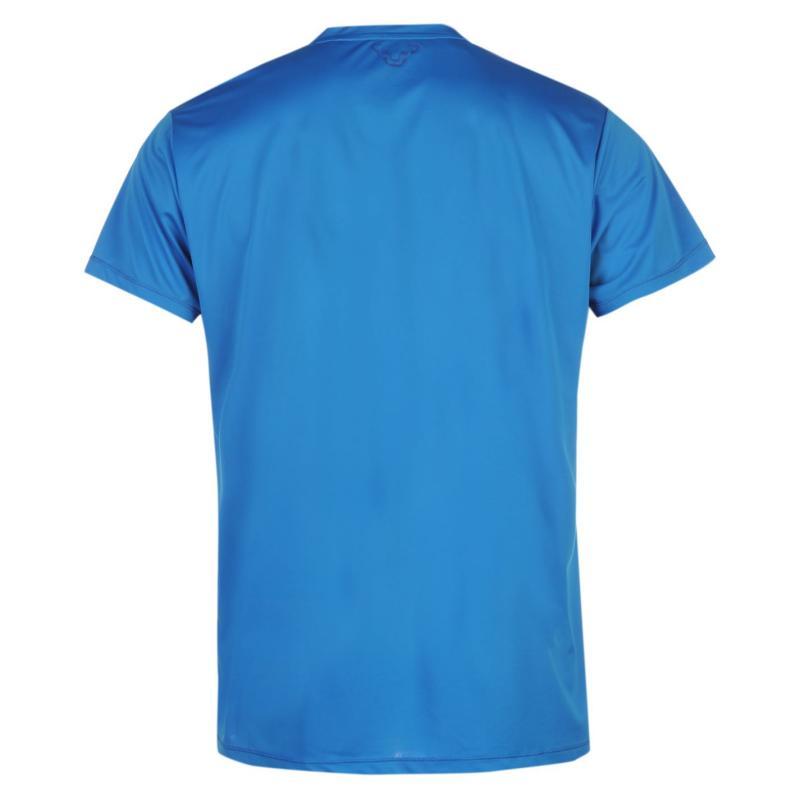 Tričko Dynafit Traverse T Shirt Mens Blue