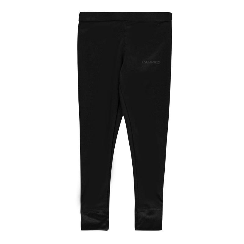 Campri Thermal Pant Unisex Infants Black