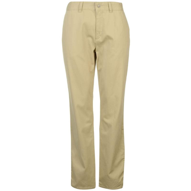Kalhoty Helly Hansen Chino Pants Womens Khaki