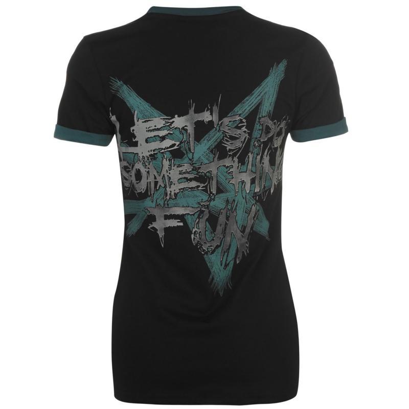 Cosmic T Shirt Ladies Darkside