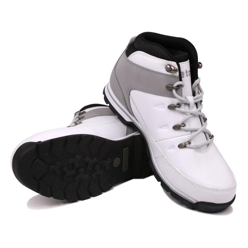 Boty Firetrap Rhino Boots White/Grey
