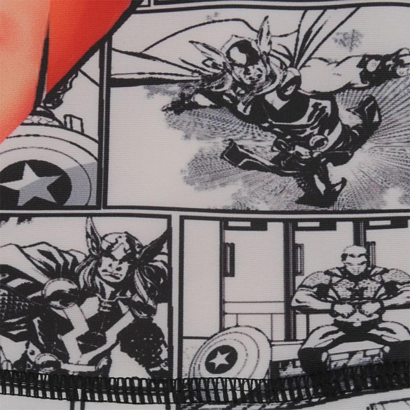 Plavky Character 2 Piece Swim Set Junior Avengers