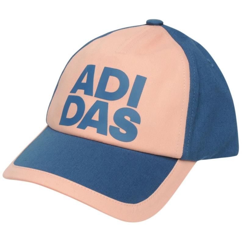 Adidas LK Graphic Cap Girls Pink/Blue