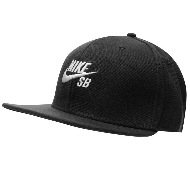 Nike Icon Snapback Cap Junior Black