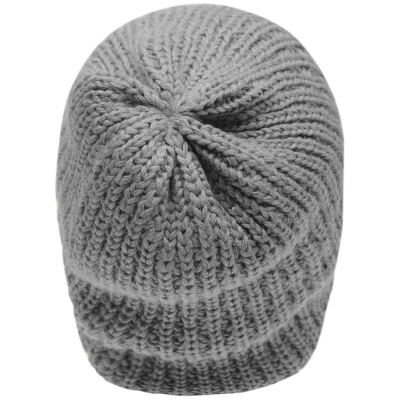 Eisbär Catcher Over Sized Beanie Mens Grey