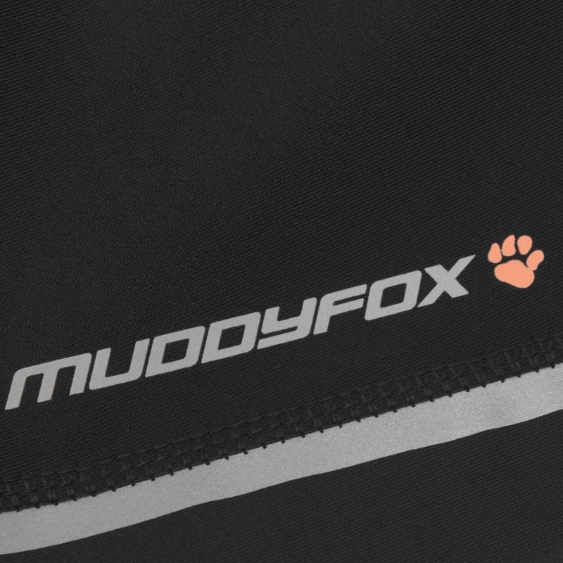 Muddyfox Padded Cycling Shorts Mens Black