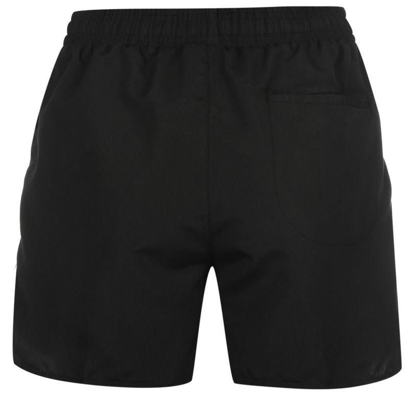 LA Gear Woven Shorts Ladies Black