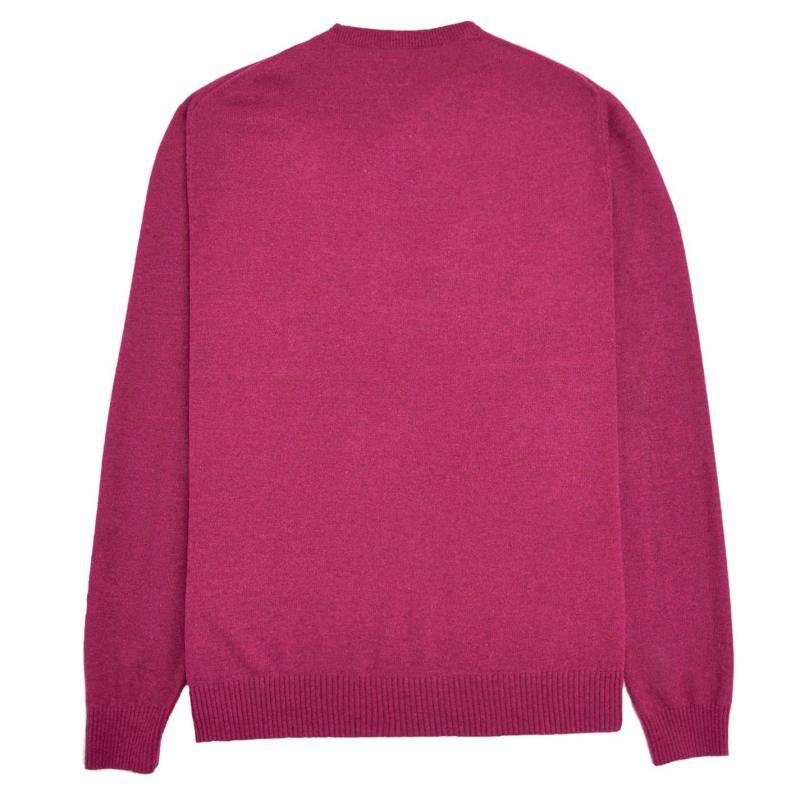 Mikina Joules Retford Crew Sweater Raspberry