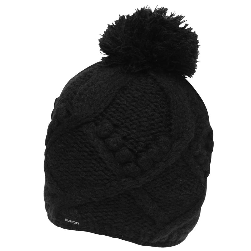 Burton Chloe Hat Ladies Black
