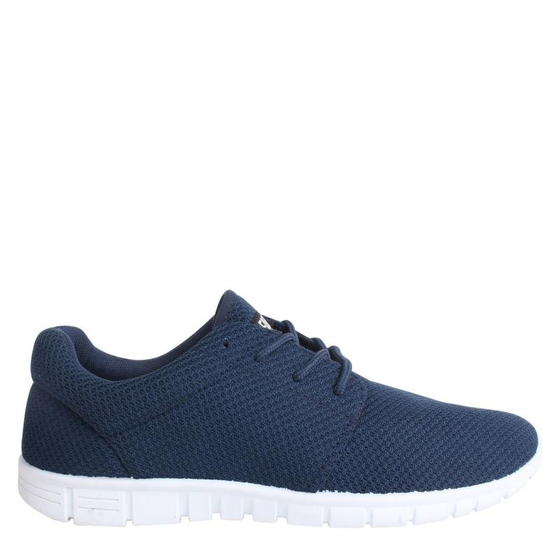 Fabric Mercy Runners Ladies Navy