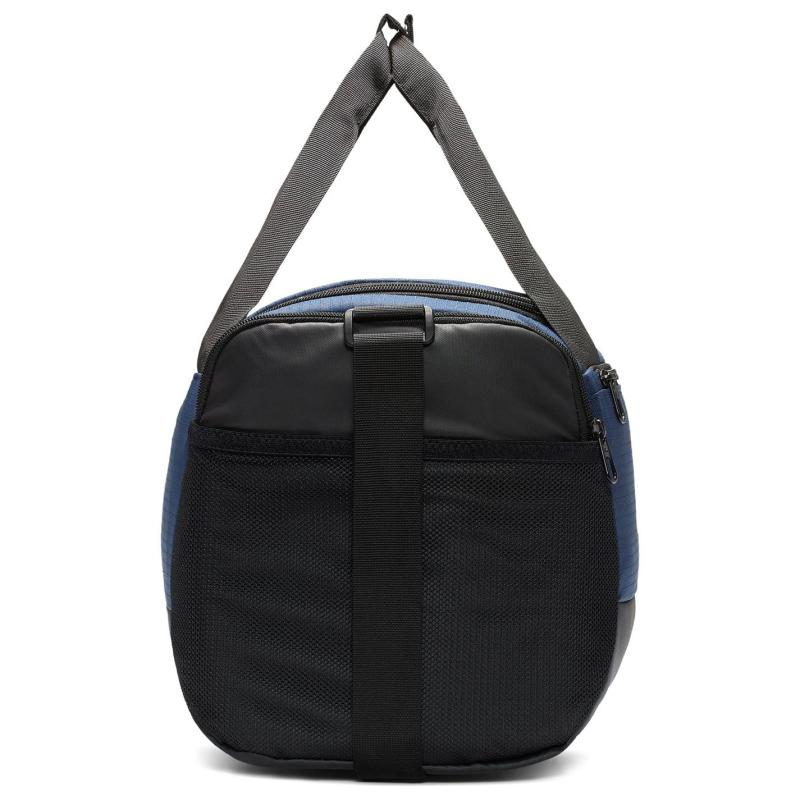 Nike Brasilia XS Training Duffel Bag (Extra Small) MIDNIGHT NAVY/BLACK/WHITE