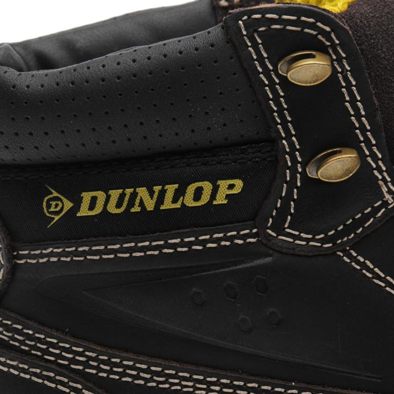 Boty Dunlop Safety On Site Boots Mens Honey