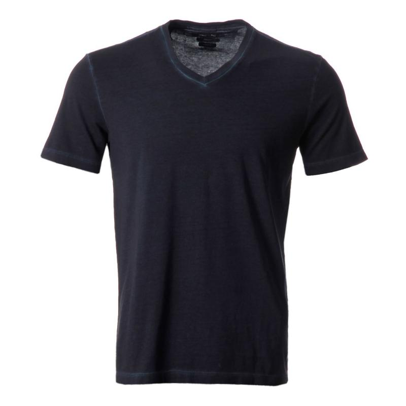 Tričko Marc O Polo V Neck T Shirt Mens Navy-893