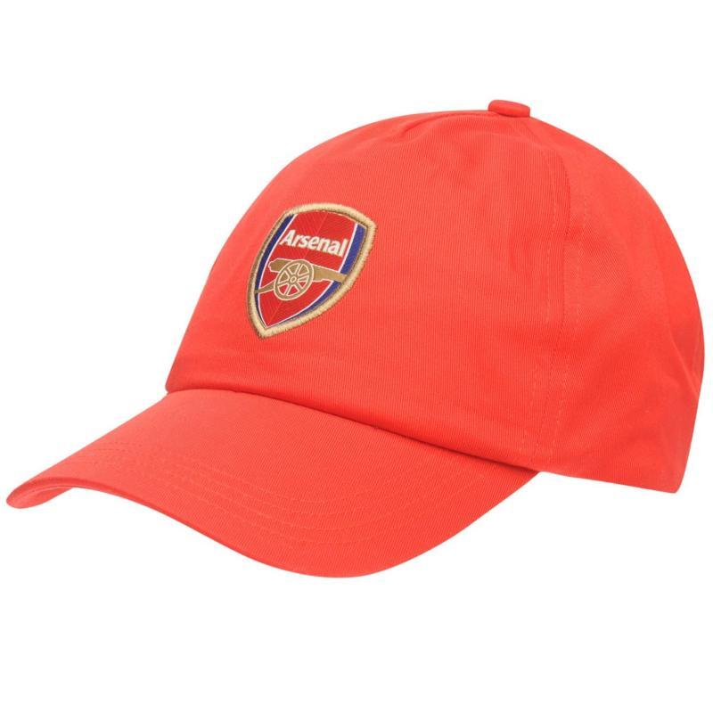 Puma Arsenal Baseball Cap Junior Boys Red