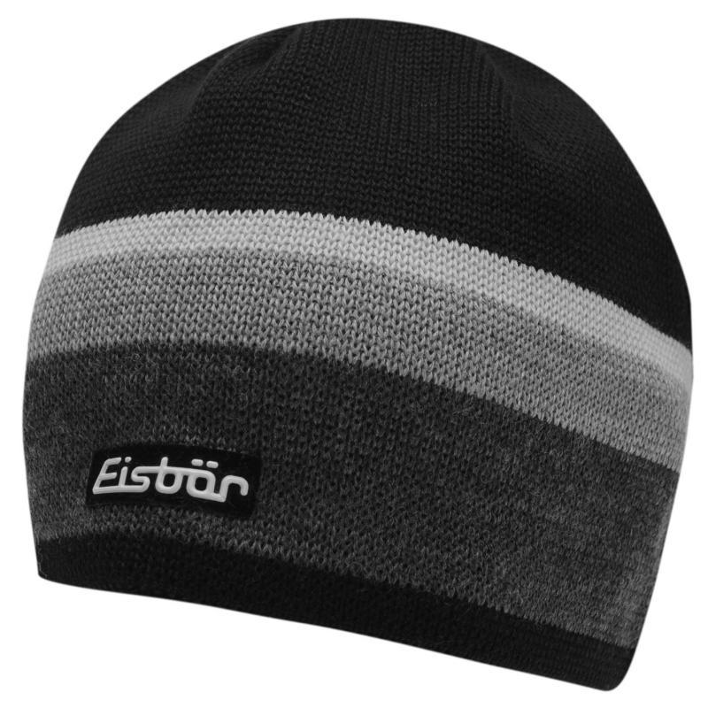 Eisbär Eisbar Gerdard Ski Hat Mens Grey/Blue