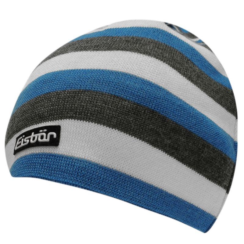 Eisbär Eisbar Hazel OS Ski Hat Junior Blue/White