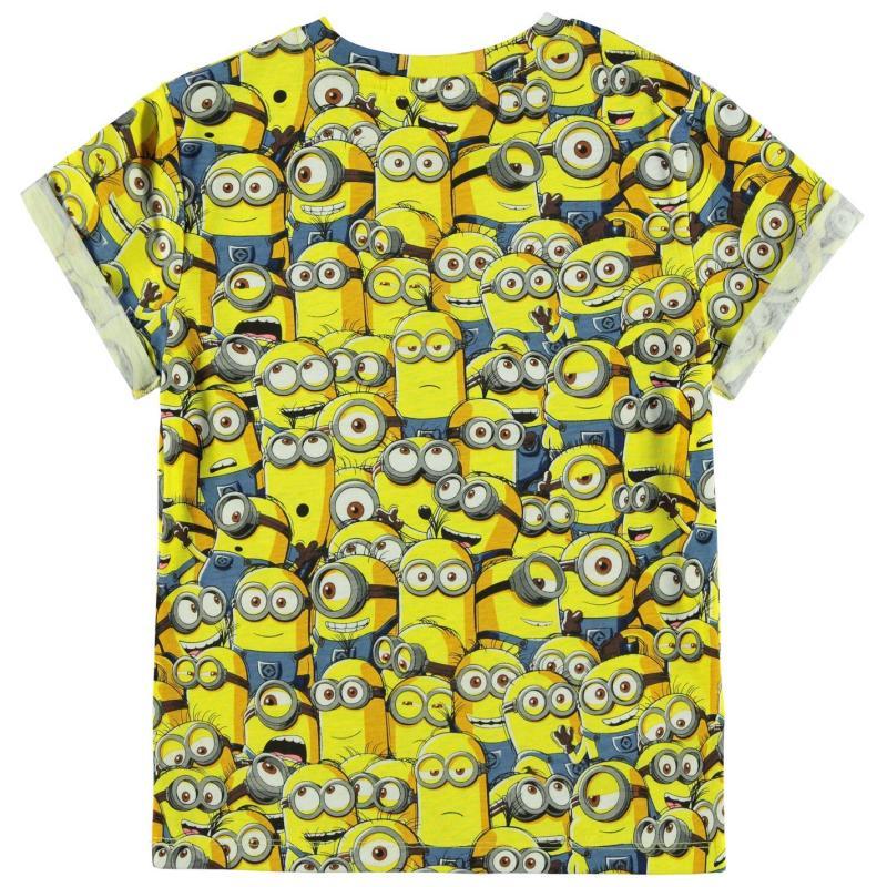 Tričko Character Short Sleeve T Shirt Boys Nintendo