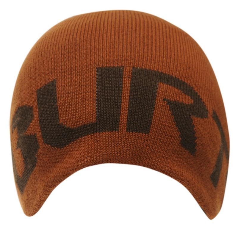 Burton Billboard Ski Hat Mens Brown