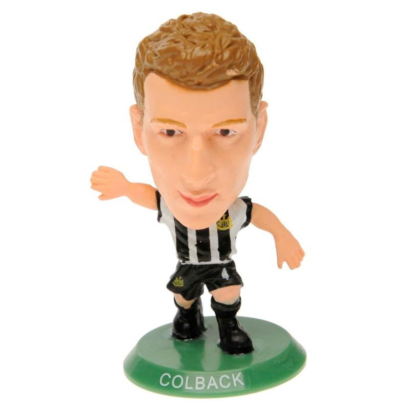 NUFC Newcastle United SoccerStarz Figure Colback