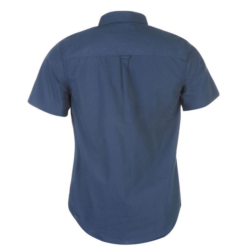 Craghoppers Trek Shirt Mens Vintage Indigo