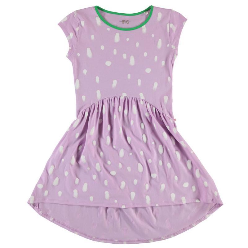 Šaty French Connection Witfull Dress Violet Vice
