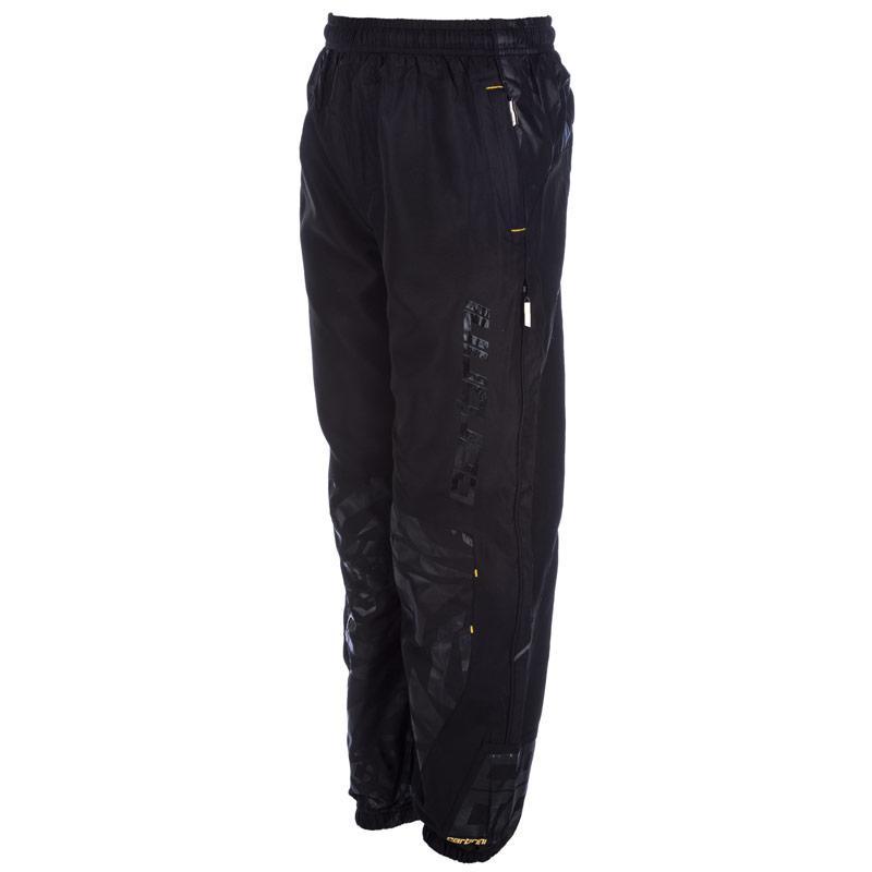 Kalhoty Carbrini Junior Boys Pants Black Gold
