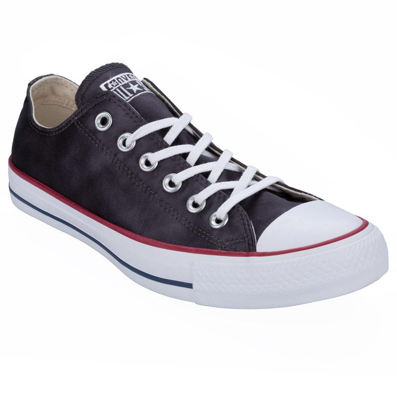Converse Womens CT AS Sheenwash Ox Trainers Black