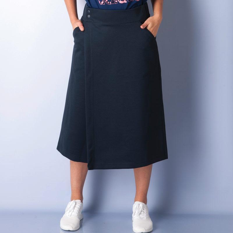 Sukně Adidas Originals Womens HYKE Skirt Navy