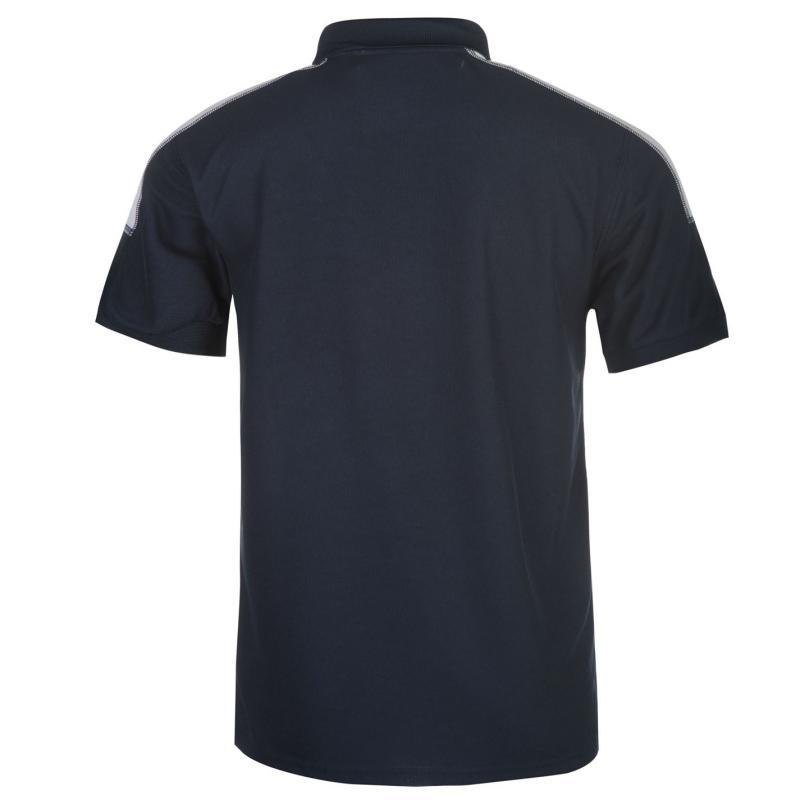 Dunlop Performance Polo Shirt Mens Navy