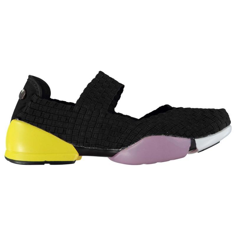 Boty Bernie Mev Charm Shock Shoes Black