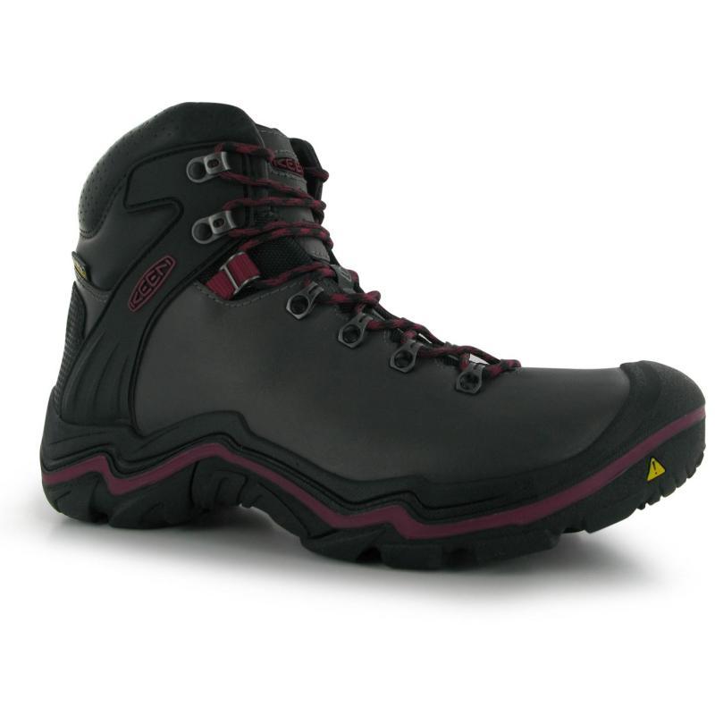 Keen Liberty Ridge Ladies Walking Boots Gargoyle/Beet