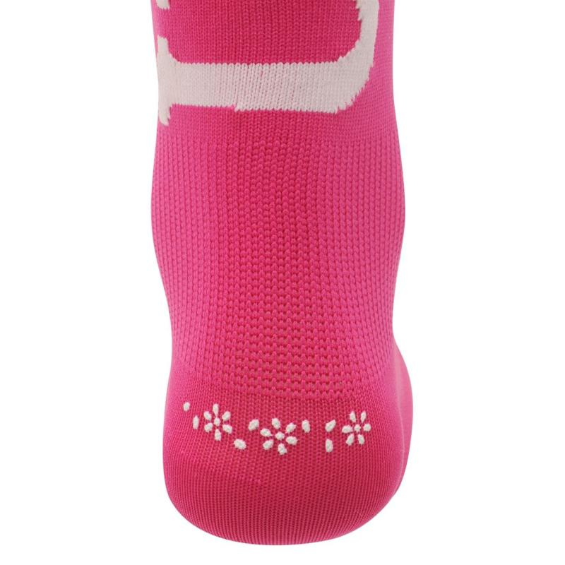 Ponožky USA Pro Crossfit Socks White