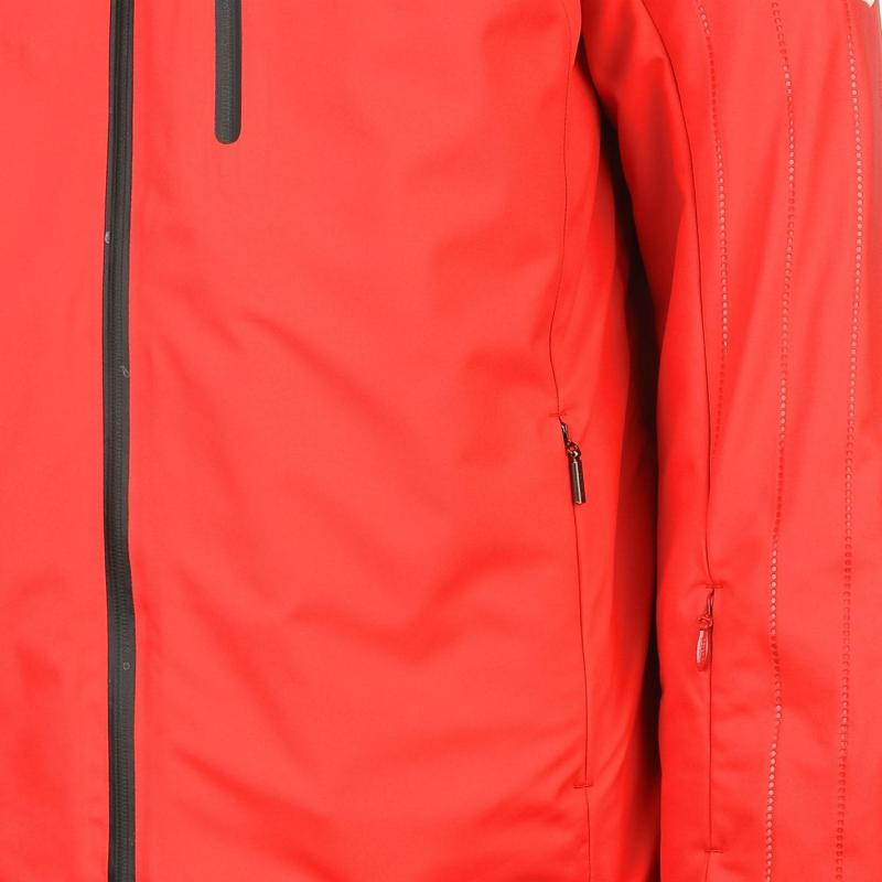Descente Vail Ski Jacket Mens Red