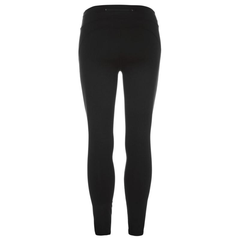 Legíny Funkita Ladies Running Tights Black