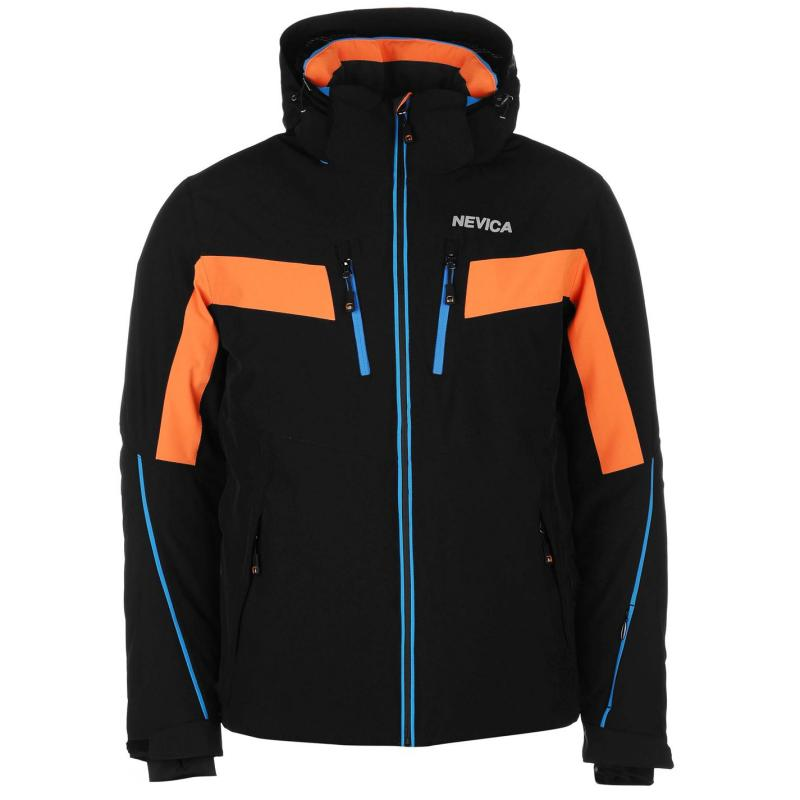 Nevica Banff Ski Jacket Mens Black