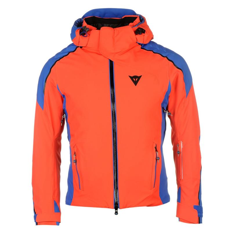 Dainese Alta Zero D Dry Ski Jacket Mens Red/Blue