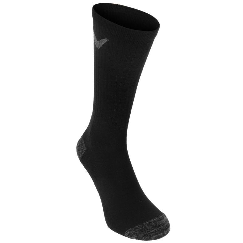 Ponožky Callaway Opti Dri 3 Pack Golf Socks Asst