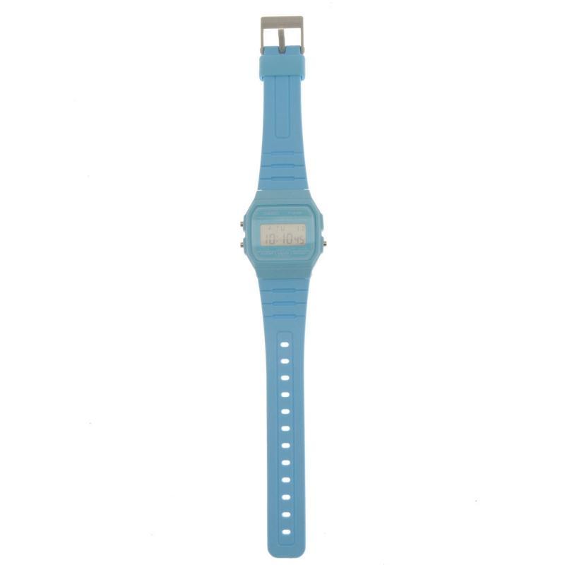 Casio F 91 Watch Mens Green