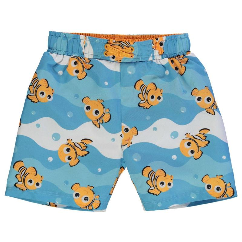 Plavky Disney Board Shorts Baby Boys Nemo