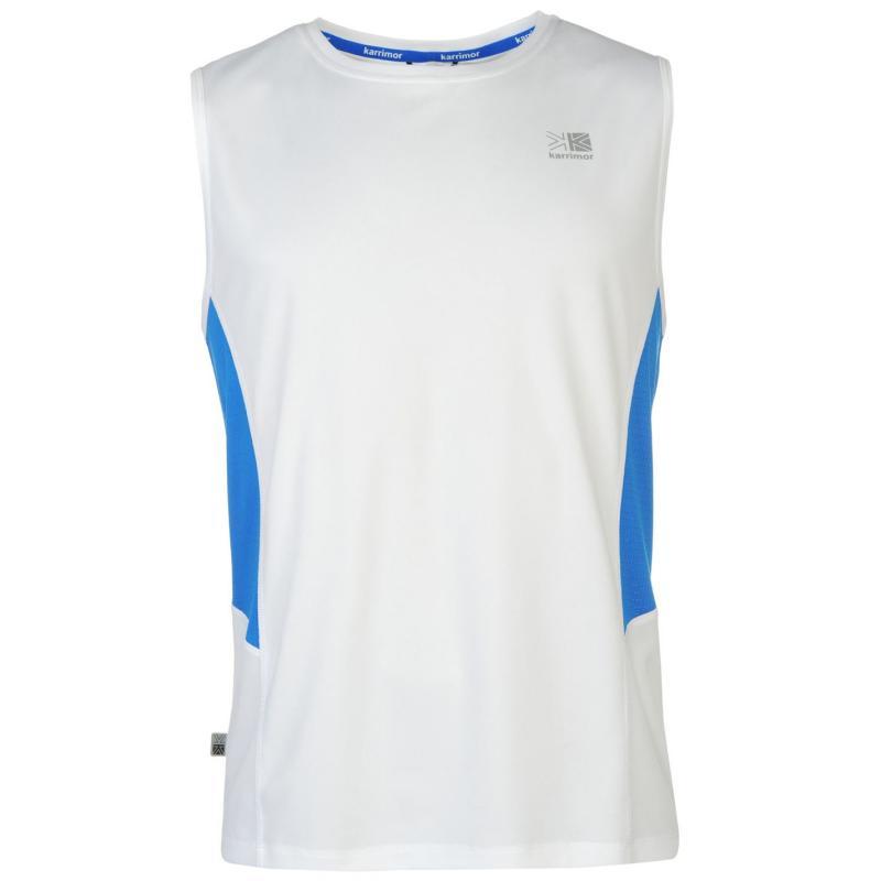 Tílko Karrimor Sleeveless T Shirt Mens White