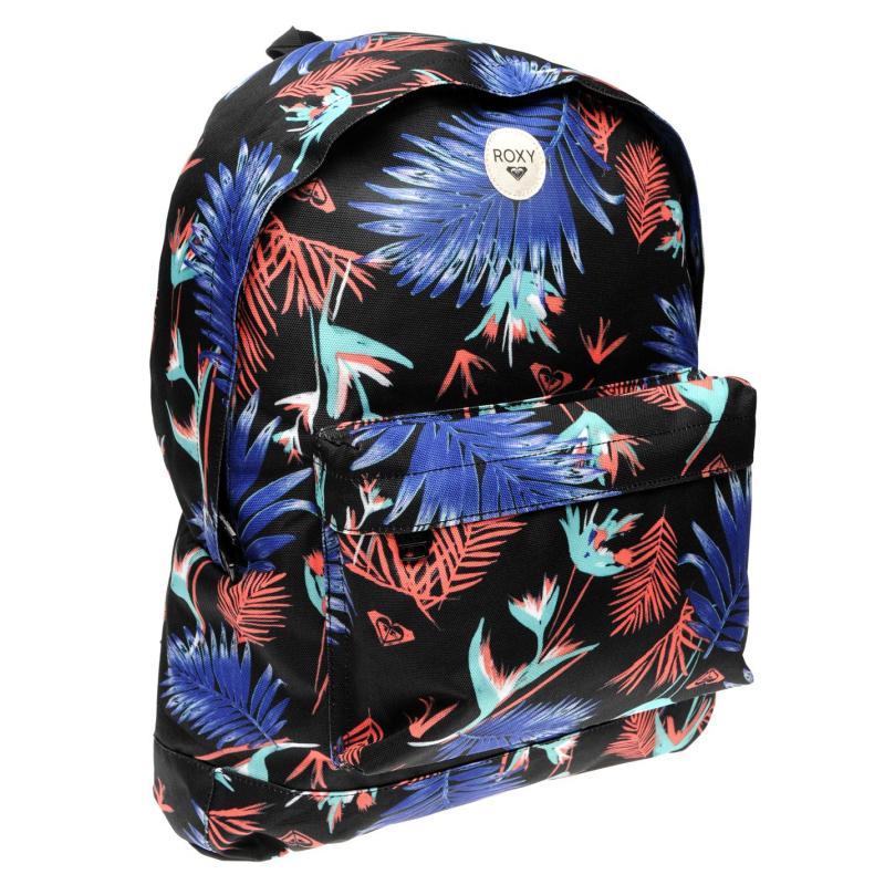 Roxy Sugar Backpack Black