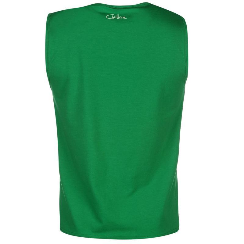 Tričko Chillaz Chalanqu T Shirt Mens Green