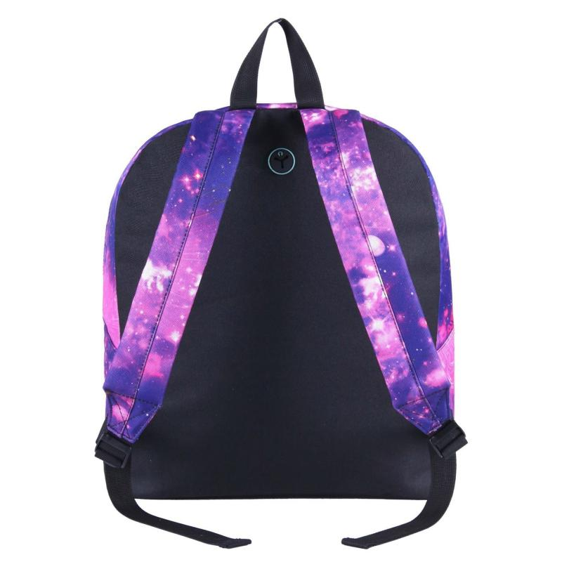 Hot Tuna Galaxy Backpack Pink/Purple