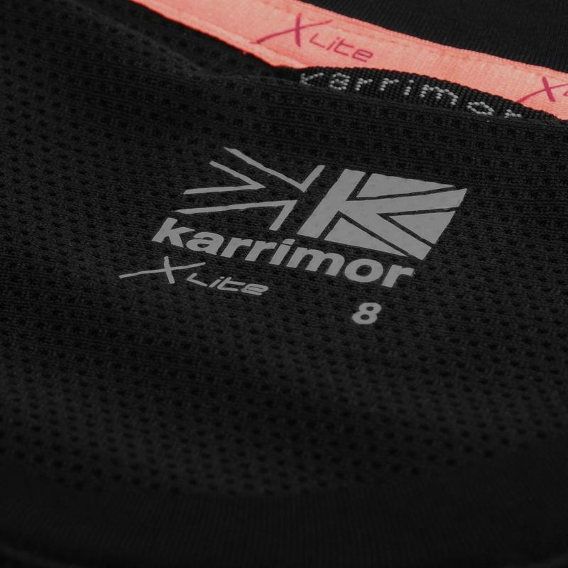 Karrimor X Long Running Vest Ladies Black
