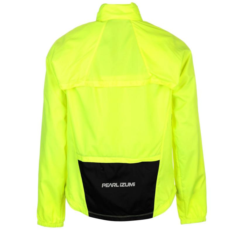 Pearl Izumi Izumi Elite Barrier Convertible Jacket Mens Yellow