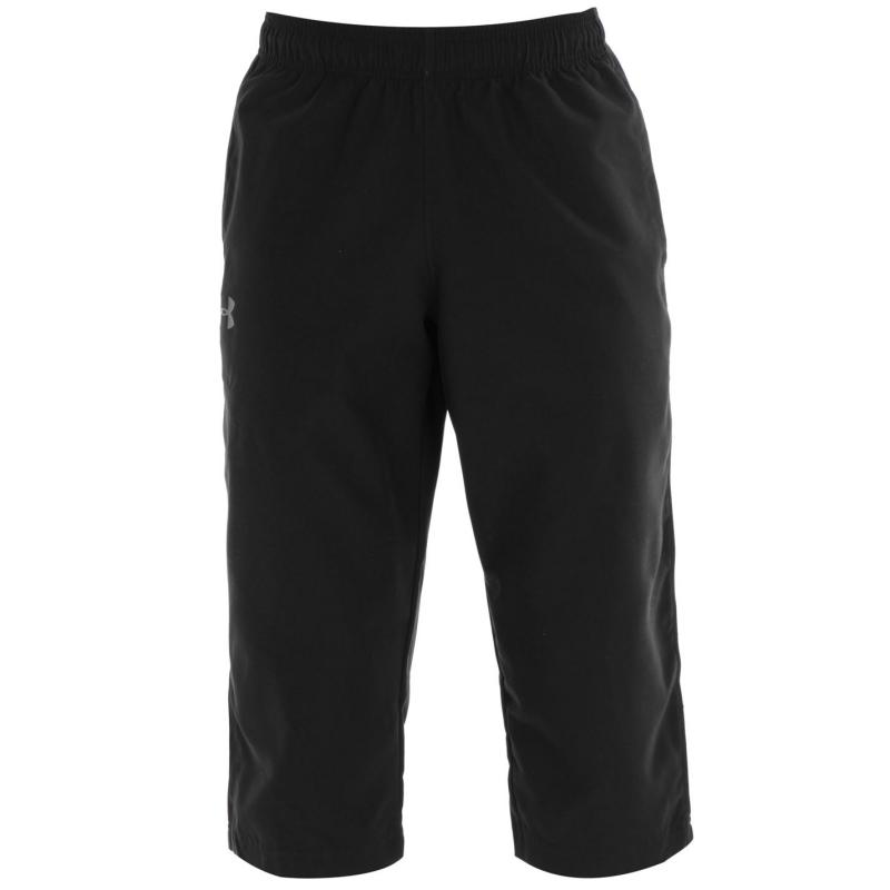 Under Armour Core Three Quarter Pants Mens Black